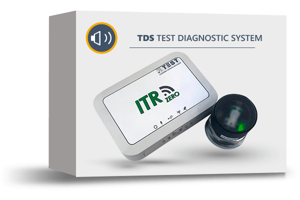 diagnostic test system